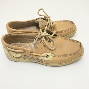 Sperry Women's Top Sider Bluefish Boat Shoes Sz 6